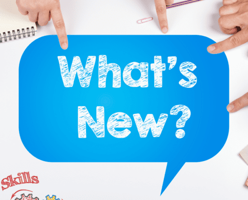 What's new!
